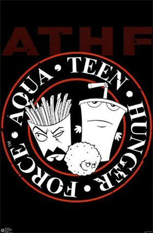 Aqua Teen Hunger Force 300x457