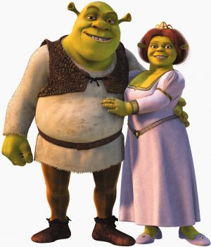 Shrek - Der tollkühne Held 2130x2491