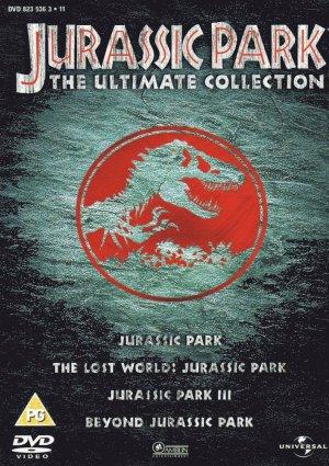 Jurassic Park III 706x1000
