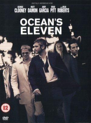 Ocean's Eleven 735x1000