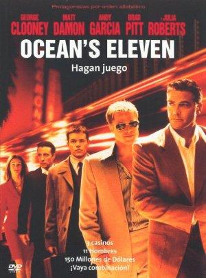 Ocean's Eleven 594x800