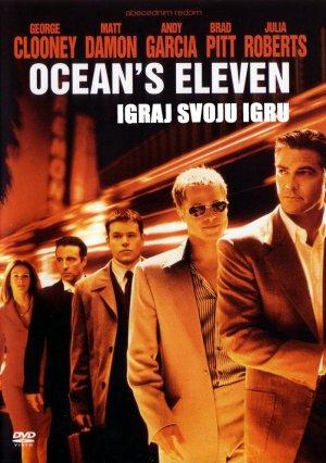 Ocean's Eleven 698x991