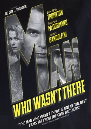 The Man Who Wasn't There 360x510
