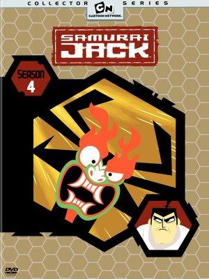 Samurai Jack 1667x2225