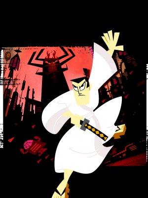 Samurai Jack 1708x2283