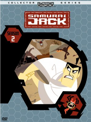Samurai Jack 1662x2218