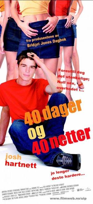 40 Days and 40 Nights 898x1964