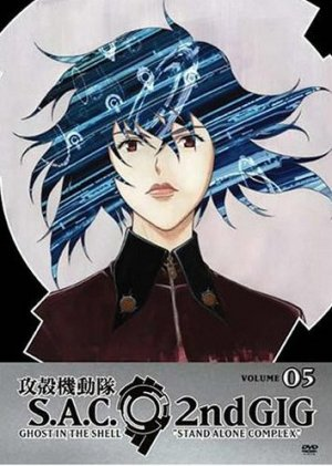 Ghost in the Shell - Stand Alone Complex 354x497