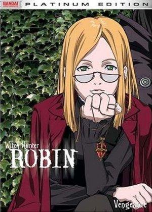 Witch Hunter Robin 354x496