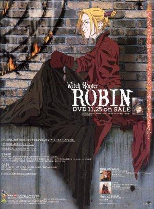 Witch Hunter Robin 2545x3453