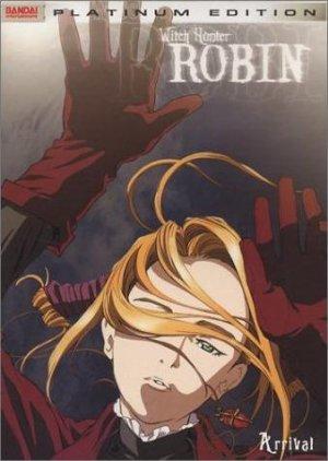 Witch Hunter Robin 338x475