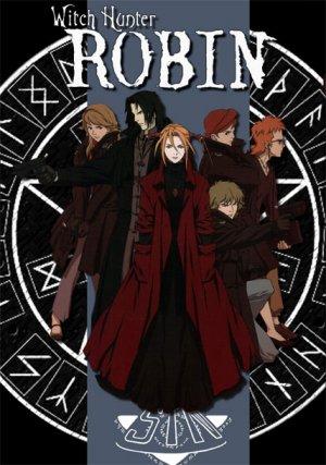 Witch Hunter Robin 428x609