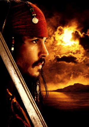 Pirates of the Caribbean: The Curse of the Black Pearl 1405x2000