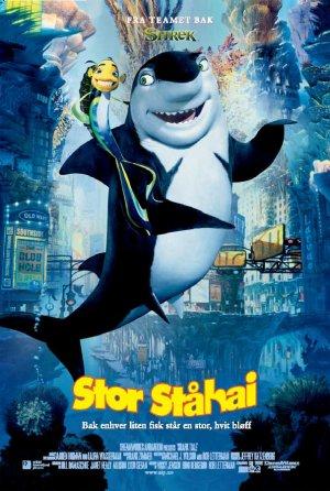 Shark Tale 605x900