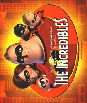 The Incredibles 422x500