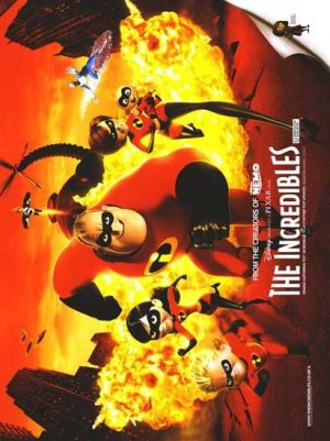 The Incredibles 411x550