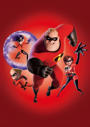The Incredibles 3552x5000