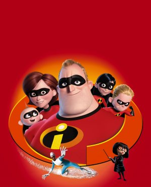 The Incredibles 4041x5000