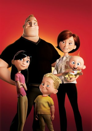 The Incredibles 3523x5000