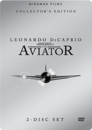The Aviator Dvd cover