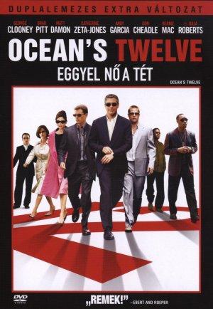 Ocean's Twelve 692x1000