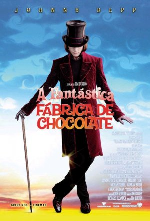 Charlie and the Chocolate Factory 550x808