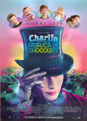 Charlie and the Chocolate Factory 554x768