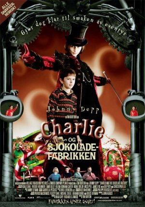 Charlie and the Chocolate Factory 632x900