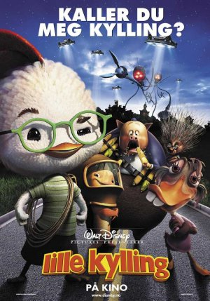 Chicken Little 630x900