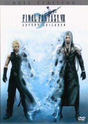 Final Fantasy VII: Advent Children 1526x2158