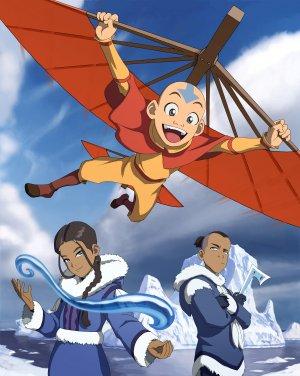 Avatar: The Last Airbender 3097x3880