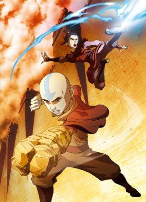 Avatar: The Last Airbender 2400x3320