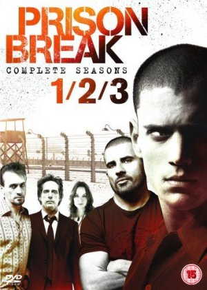 Prison Break 356x500