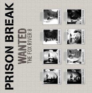 Prison Break 592x600