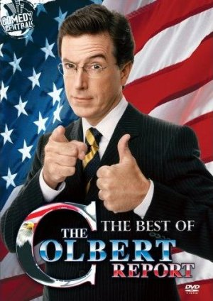 The Colbert Report 354x500