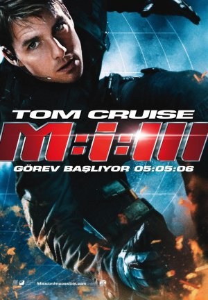 Mission: Impossible III 833x1200
