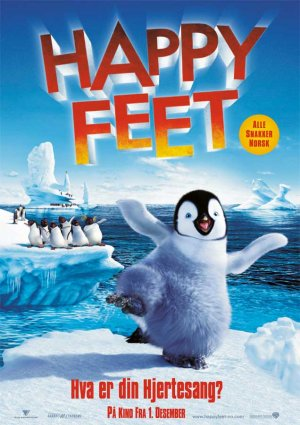 Happy Feet 636x900