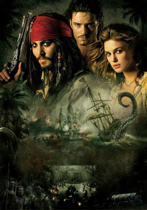 Pirates of the Caribbean: Dead Man's Chest 3500x5000