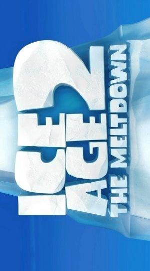 Ice Age 2 - Jäätikkö sulaa 1000x1800