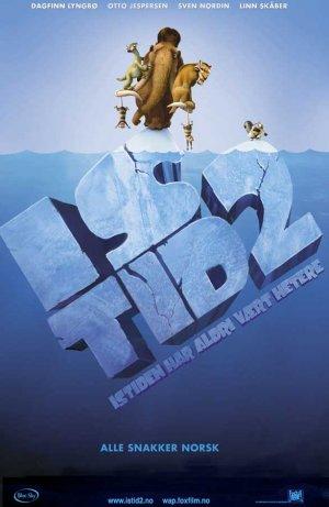 Ice Age 2 - Jäätikkö sulaa 586x900