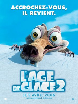 Ice Age 2 - Jetzt taut's 973x1294