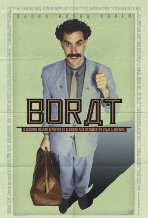 Borat: Cultural Learnings of America for Make Benefit Glorious Nation of Kazakhstan 340x500
