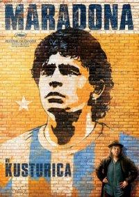 Maradona by Kusturica poster