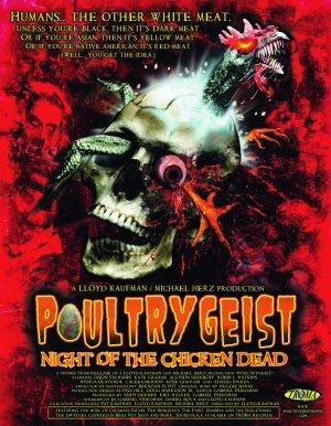 Poultrygeist: Night of the Chicken Dead 1167x1500