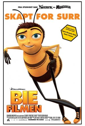 Bee Movie - Das Honigkomplott 607x900