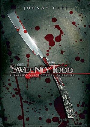 Sweeney Todd: The Demon Barber of Fleet Street 600x850