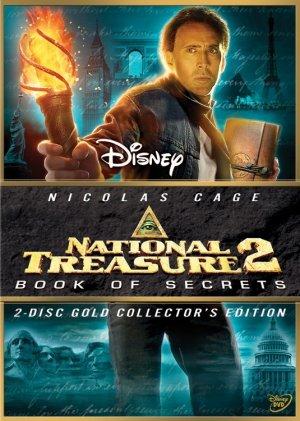 National Treasure: Book of Secrets 535x750