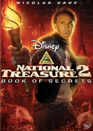 National Treasure: Book of Secrets 511x721