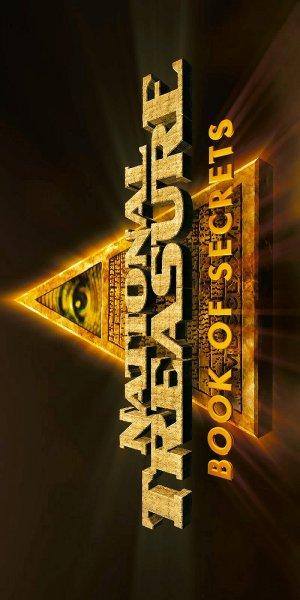 National Treasure: Book of Secrets 800x1600