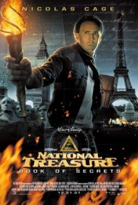 National Treasure: Book of Secrets poster